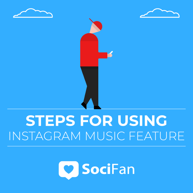 Steps for Using Instagram Music Feature