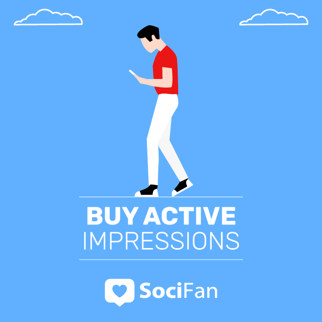 buy active instagram impressions