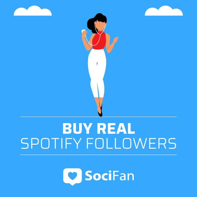 buy real spotify followers