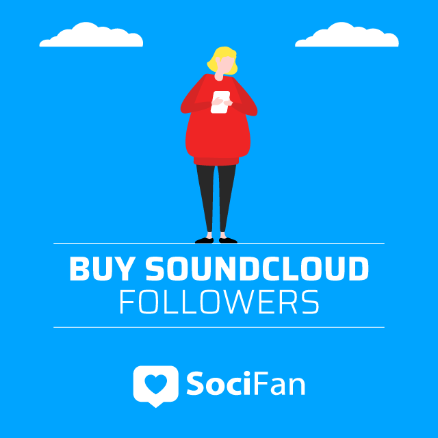 Buy SoundCloud Followers - Real & Cheap Prices