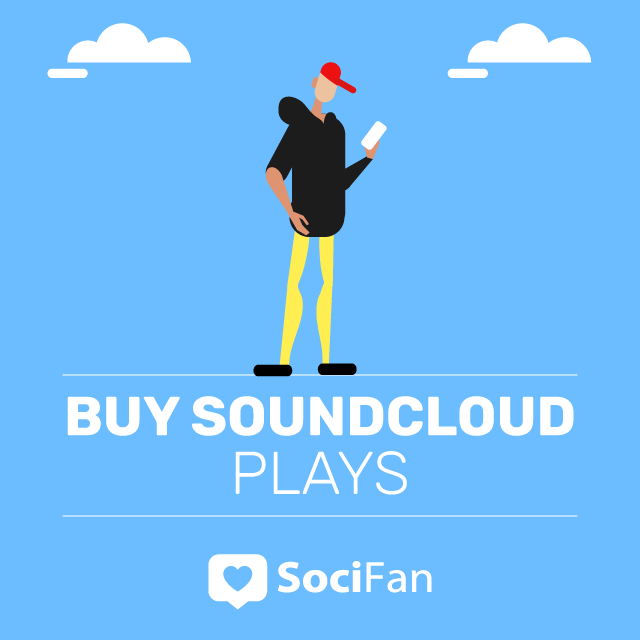 Buy SoundCloud Plays - 100% Real & Active