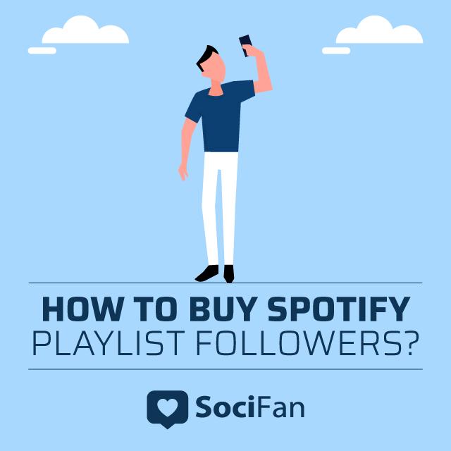 how to buy spotify playlist followers