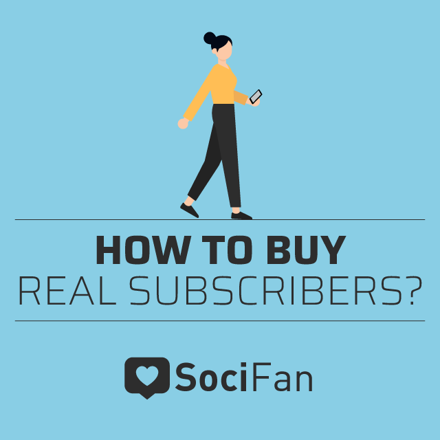 how to buy youtube real subscribers