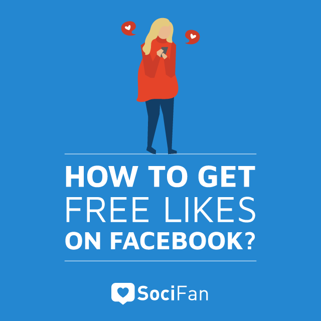 how to get free likes on facebook