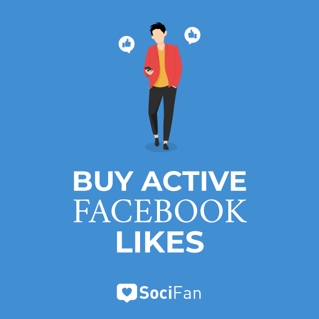 buy active facebook likes