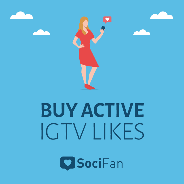 buy active igtv likes