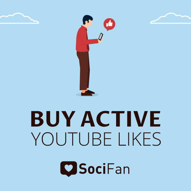 buy active youtube likes