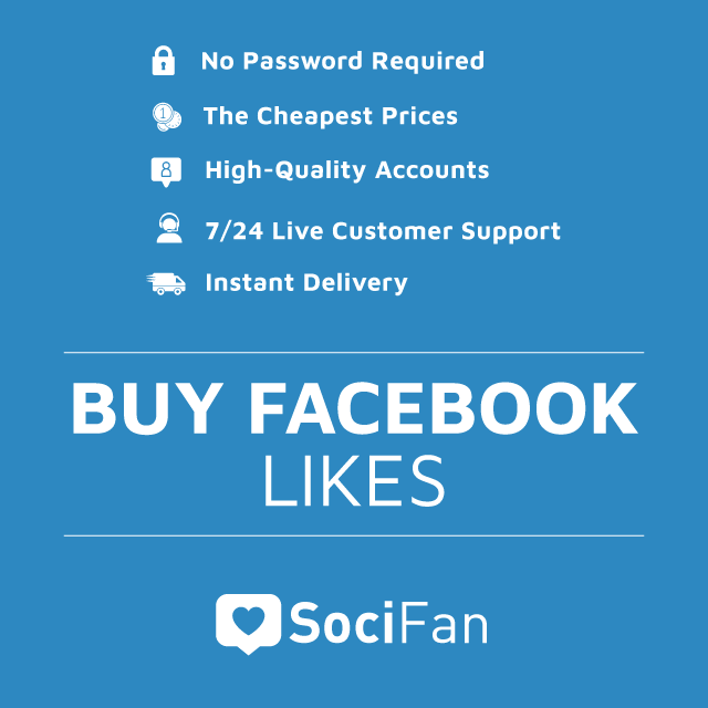 buy facebook followers likes
