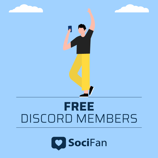 Free Discord Members