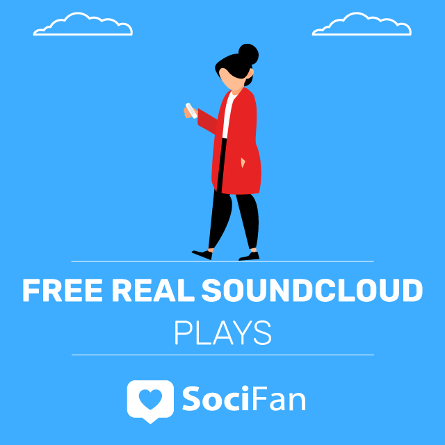 Free Real Soundcloud Plays