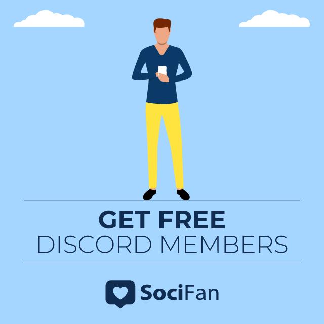 Get Free Discord Members
