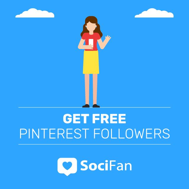 Get Free Pinterest Followers