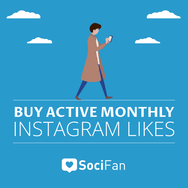 How to buy Monthly Automatic Likes on Instagram