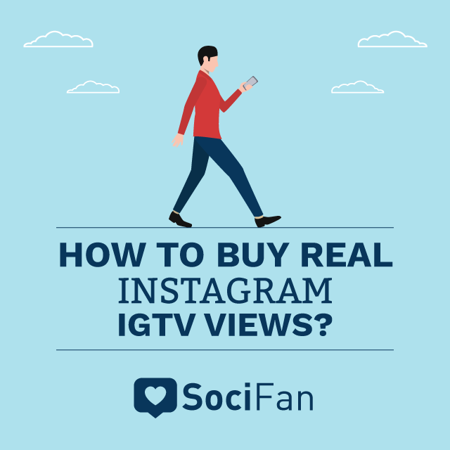 how to buy real Instagram IGTV Views