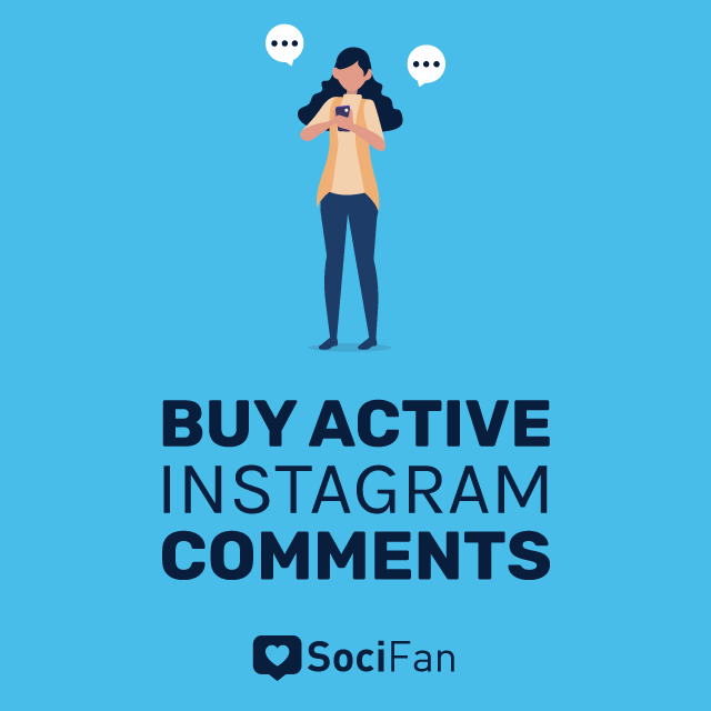 How to buy real Instagram Comments