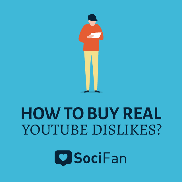 how to buy real youtube dislikes