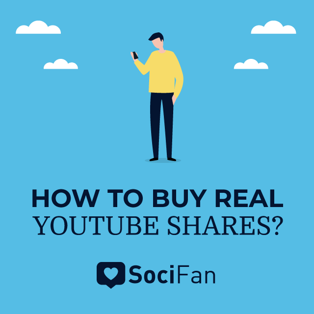 how to buy real youtube shares