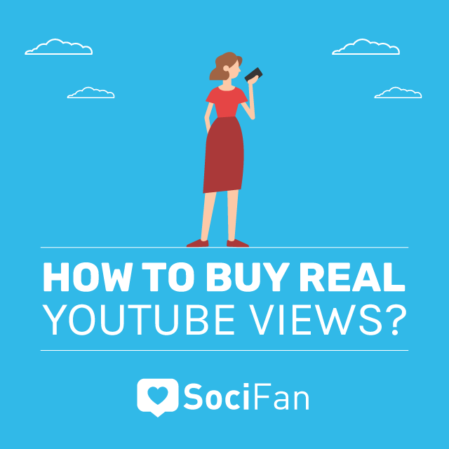 How to buy Real Youtube Views